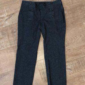 Banana Republic Sloan Sailor Trouser Jeans